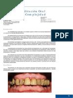 rehabilitacion oral de alta complejidad