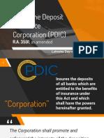 PDIC Report (1)
