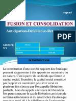 Groupe 3 Fusion Conso