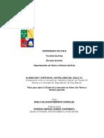 Alienacion y Arte en El Capitalismo Del Siglo XX.
