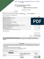 Claire Headley Labor Case - Order Granting CSI Costs