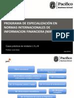 Casos Prácticos - Módulo I, II y III - Con Solución