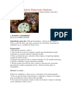 3 recetas clásicas francesas clasicas