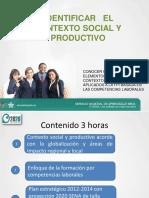 Lectura 2 Contexto Social y Productivo