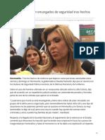 05-08-2019 CPA se reunirá con encargados de seguridad tras hechos violentos - Uniradio