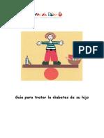 Guía para tratarla diabetes de su hijo