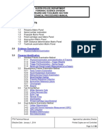 Forensic Technical Procedures Manual