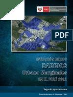 Situación BUM´s en el Perú 2012 - 2da Aprox