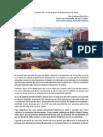 Aumento do nível do mar e o fim da praia do Pepê na Barra da Tijuca