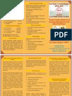 FPTS - 2016 Brochure