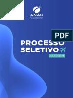 Edital ANAC