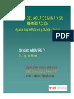 5 Legislacion ECA LMP Agua Mineria OA
