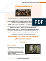 Chamanismo Integral Online Extendido 2019
