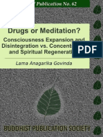 Bl062 Govinda Drugs or Meditation