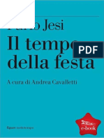 Furio Jesi - Il Tempo Della Festa-Nottetempo (2013)