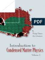 Feng Duan-Introduction to Condensed Matter Physics-World Scientific Publishing Company (2005)