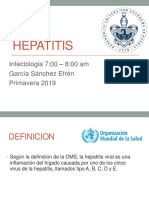 Hepatitis Infecto