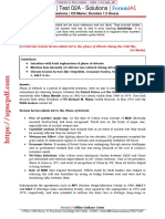 02. Forum IAS Mains 2019 Test 2 Solution .pdf