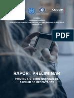 Raport 112