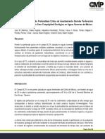 Detección Temprana de Profundidad Crítica de Asentamiento Permite Perforación Segura en Ambiente de Gran Complejidad Geológica en Aguas Someras de México