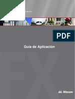 FleX-Net Guía de Aplicación