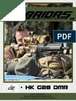 Revista Warriors Nº12 G28