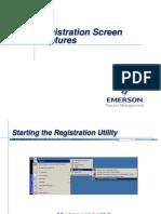 HowToGetSystemRegistration - NewProcedure