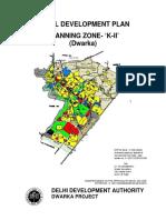 zonal development plan zone K-II pdf report.pdf