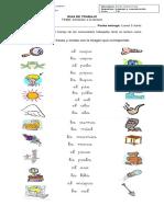 Guia consonantes M p l s t