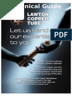 Lawton Tubes Technical Guide