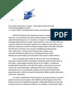REDI Commission Funding Announcement