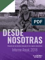 Desde Nosotras Informe Completo