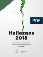 Hallazgos2018