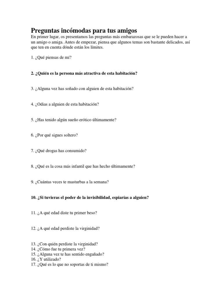 Preguntas Salseantes Melex Indonesia