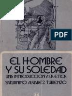 Álvarez T, Saturnino - El hombre y su soledad.pdf