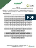 Edital Gabaritos Definitivos 476
