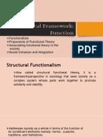 Functionalism Group 3