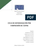 ciclo de refrigeracion por compresion de vapor.docx