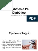 DM e Pé Diabético