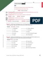 Kinds of Nouns Worksheet