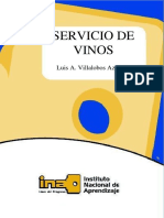 md servicio de vinos