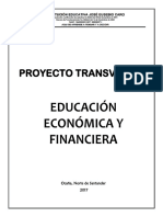 Educacion Economica y Financiera