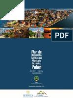 Plan de Desarrollo Turistico 2019-2022