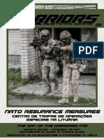 Revista Warriors Nº21 SOF Lituania