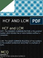 HCF AND LCM.pptx