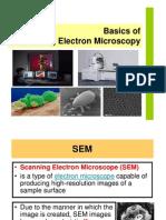Basics of SEM