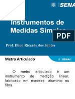2 Aula de Instrumentos de Medidas Simples