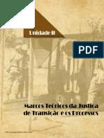 Direito ACHADO NA RUA - JUSTIÇA DE TRANSIÇÃO