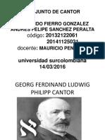 Conjunto de Cantor (2)