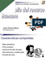 Desarrollo del potencial humano